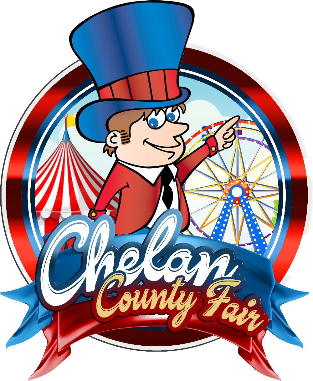 Chelan County Fair Logo